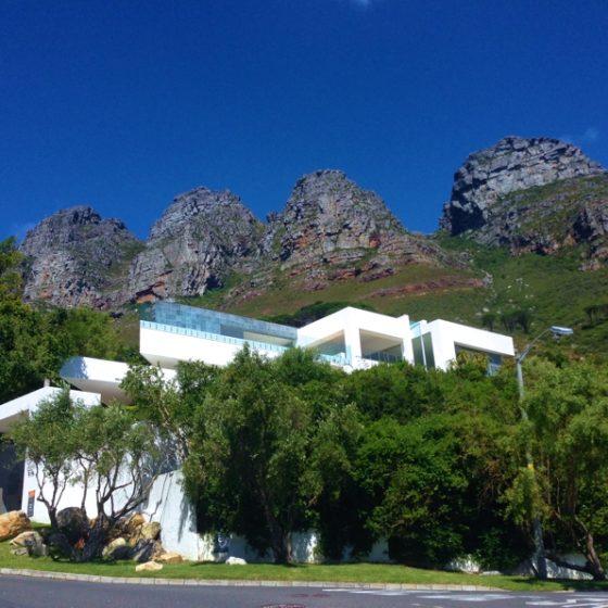 House Campsbay, Cape Town